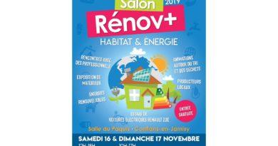 Salon Renov+ édition 2019